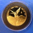 Mexico 1/4 Oz 2011 Libertad Gold in Polierte Platte / Proof