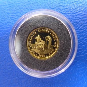 Eine Serie Der Kleinsten Goldmünzen Der Weltkaufen Bei Münzen Müller