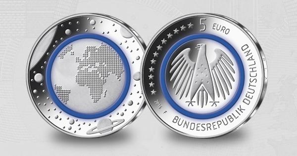 Euromünzen 5 Euro